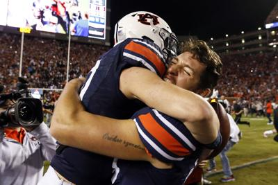 Auburn celebrates