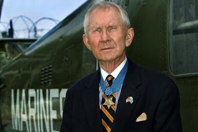 Ret. U.S. Marine Major Gen. James Livingston