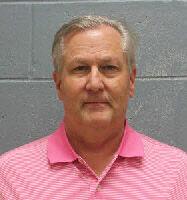 Mike Hubbard jail mug