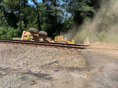train collision