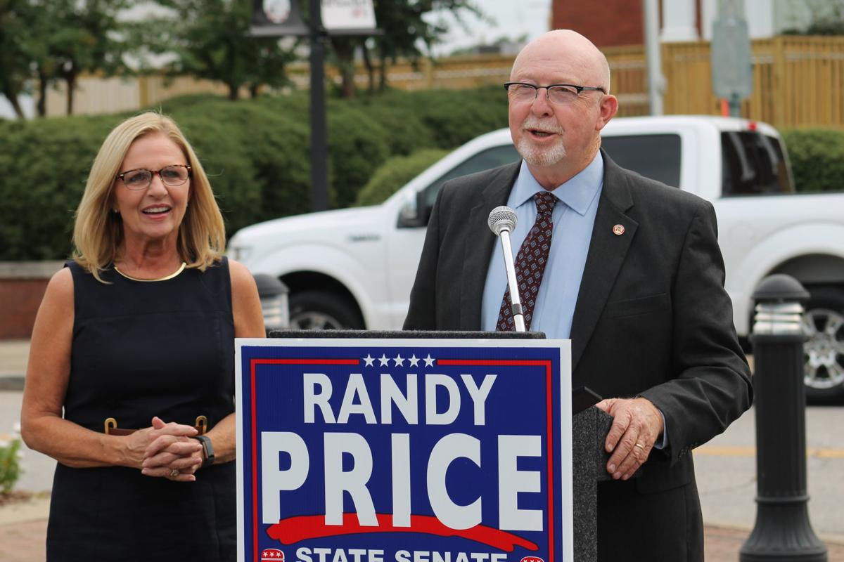 Randy Price, Oline Price