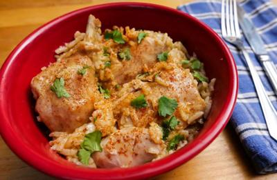 Recipe of the Day: Chicken Paprikash With Rice