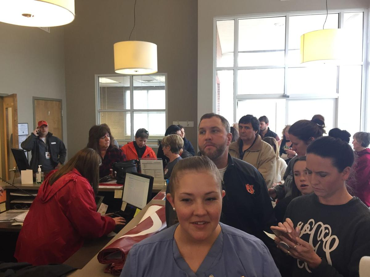 LifeSouth Community Blood Donations