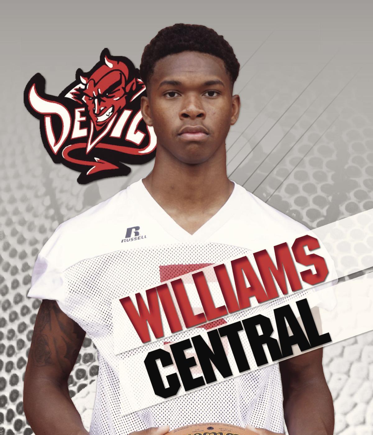 Super 8 Senior E.J. Williams