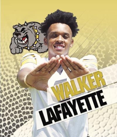 LaFayette Bulldogs Jordan Walker