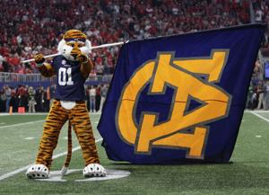 A look back at Aubie's first year as his 40-year celebration approaches