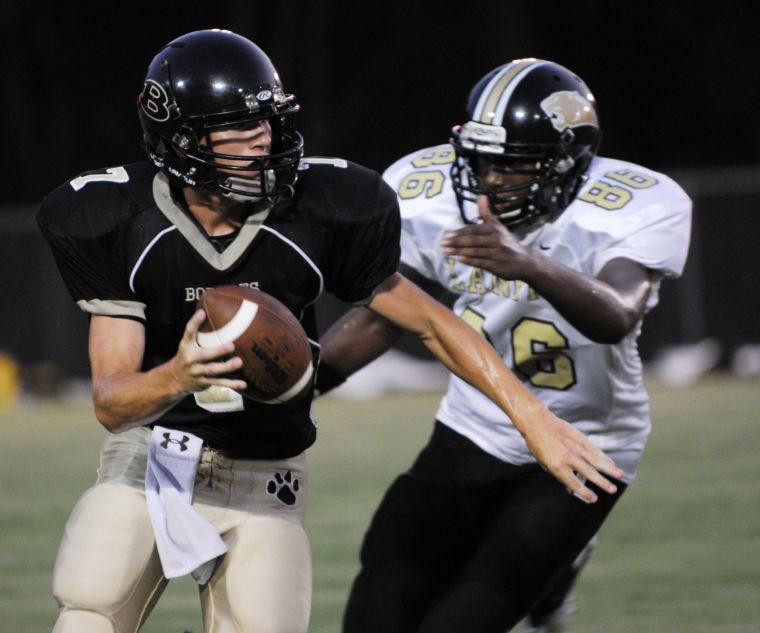 Hudmon Concussion Feature -- freshman season