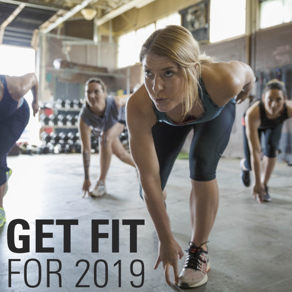 Get Fit in 2019 | Enter to Win!