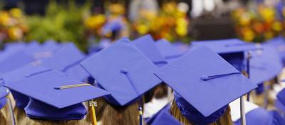 Auburn High School graduation 2016
