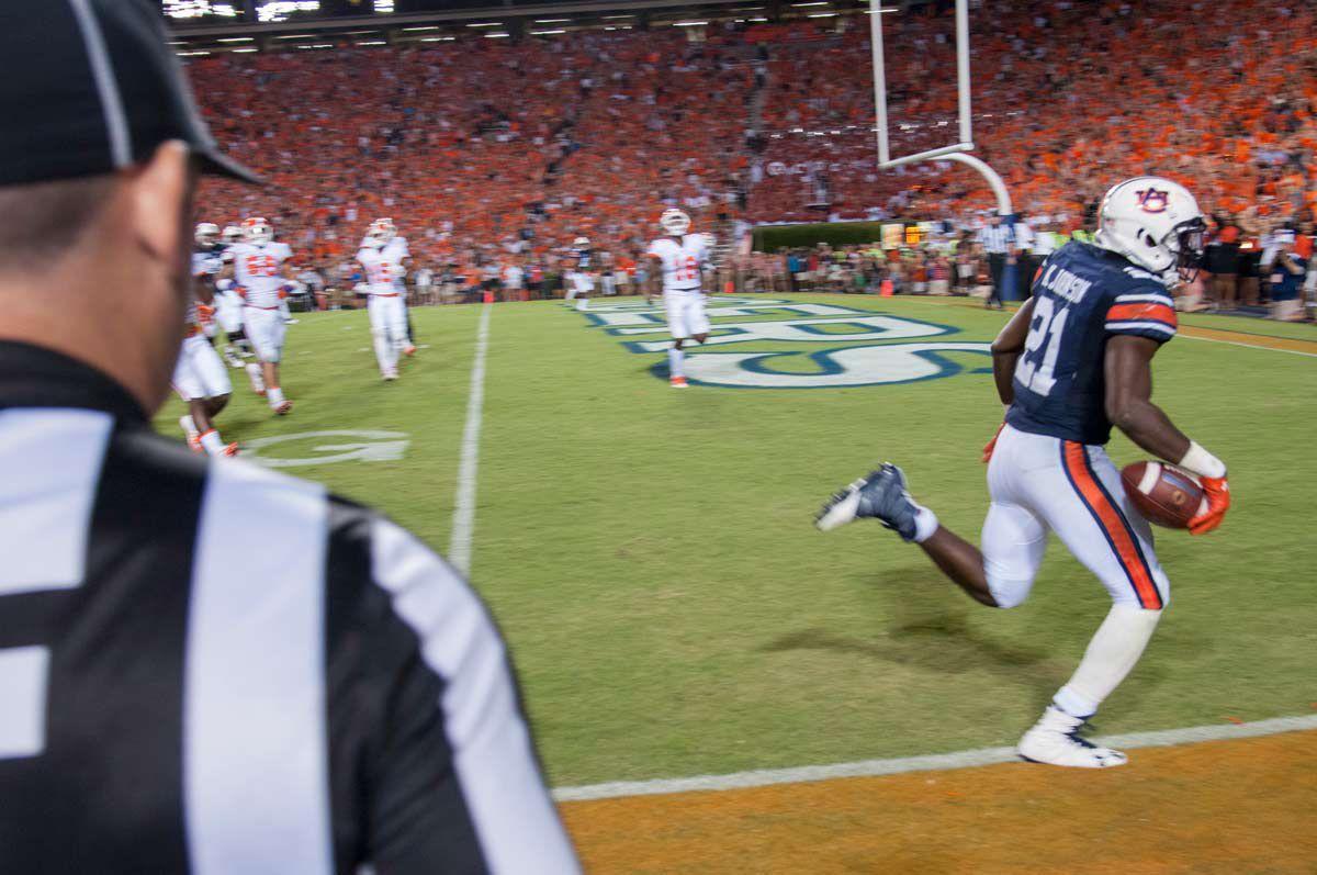 Auburn vs Clemson