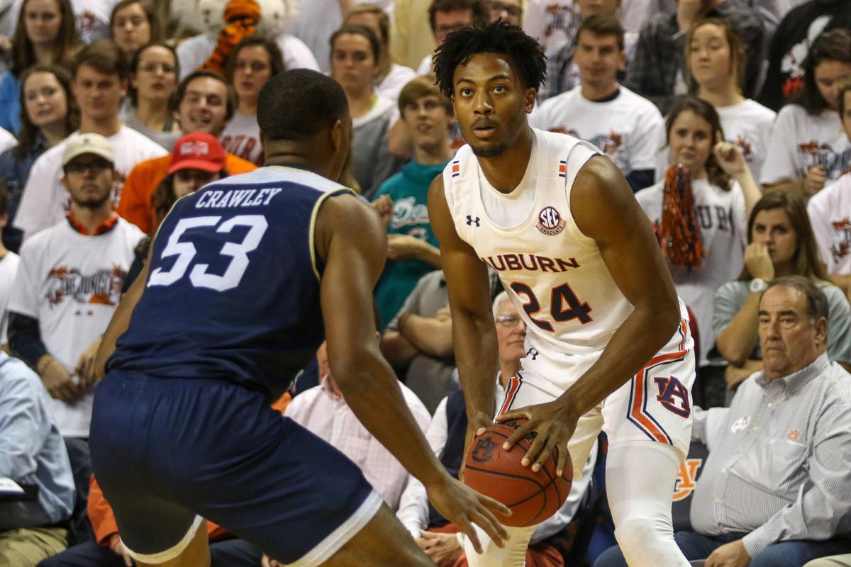 Auburn vs. Georgia Southern men's basketball
