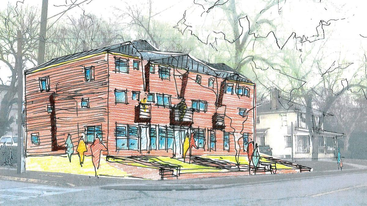 Auburn Private Dormitory Development