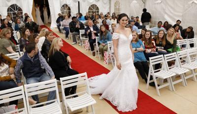 Bridal Expo gives future brides ideas for their wedding day
