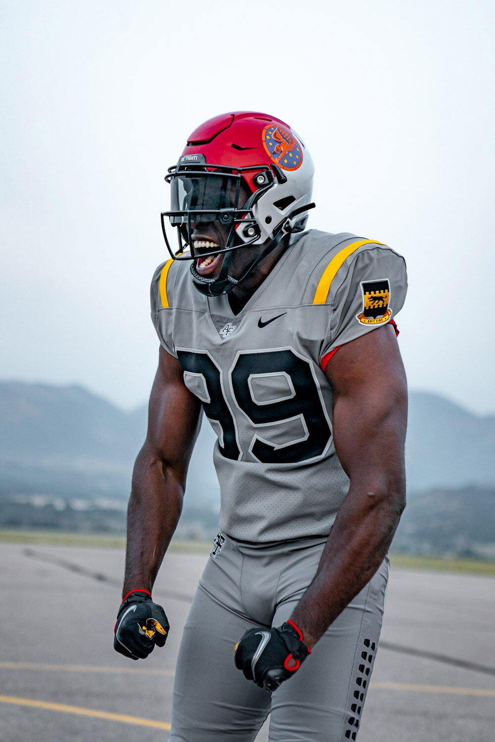 Air Force Uniform Honors Tuskegee Airmen College Sports Oanow Com