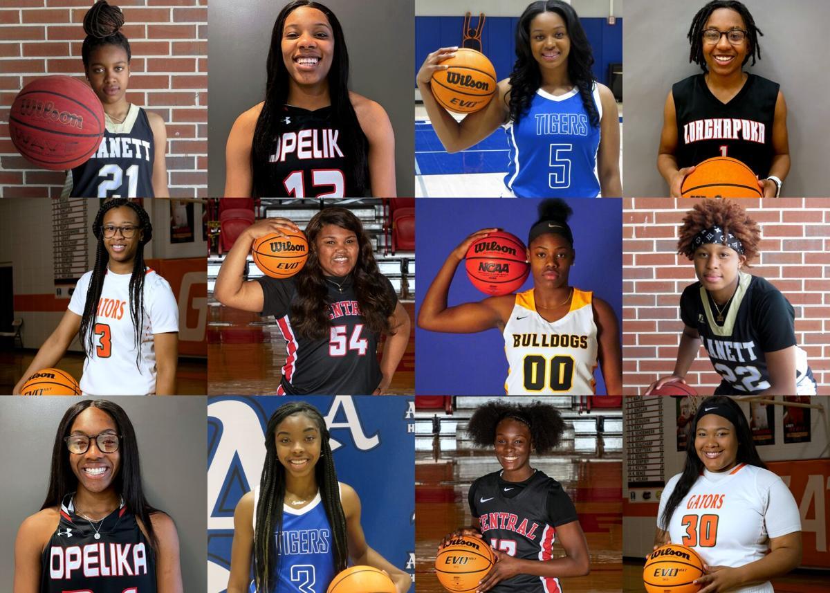 2020-21 All-Area Girls Basketball
