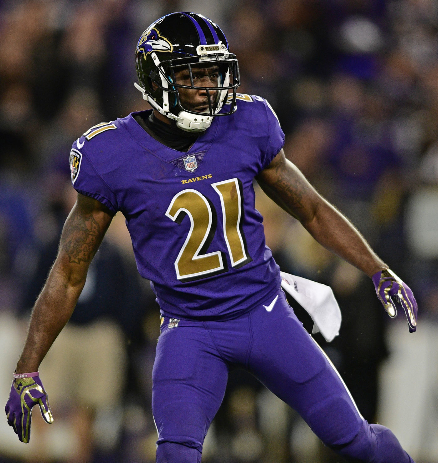 Lardarius Webb Jr. follows father's footsteps with first scholarship ...