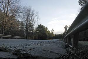 Lee County roads