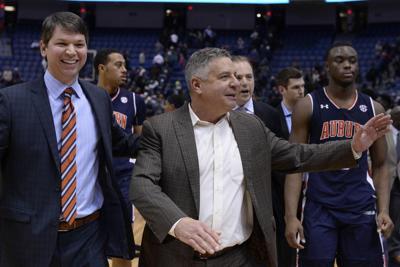 Auburn Makes Chad Prewett Temporary Assistant Men S