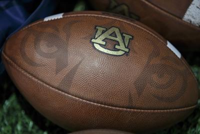 Auburn recruiting logo