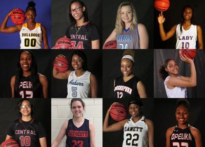 All-Area Basketball 2019-2020