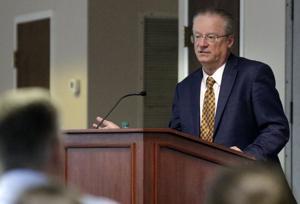 'First Man' author, co-producer speaks on Auburn campus