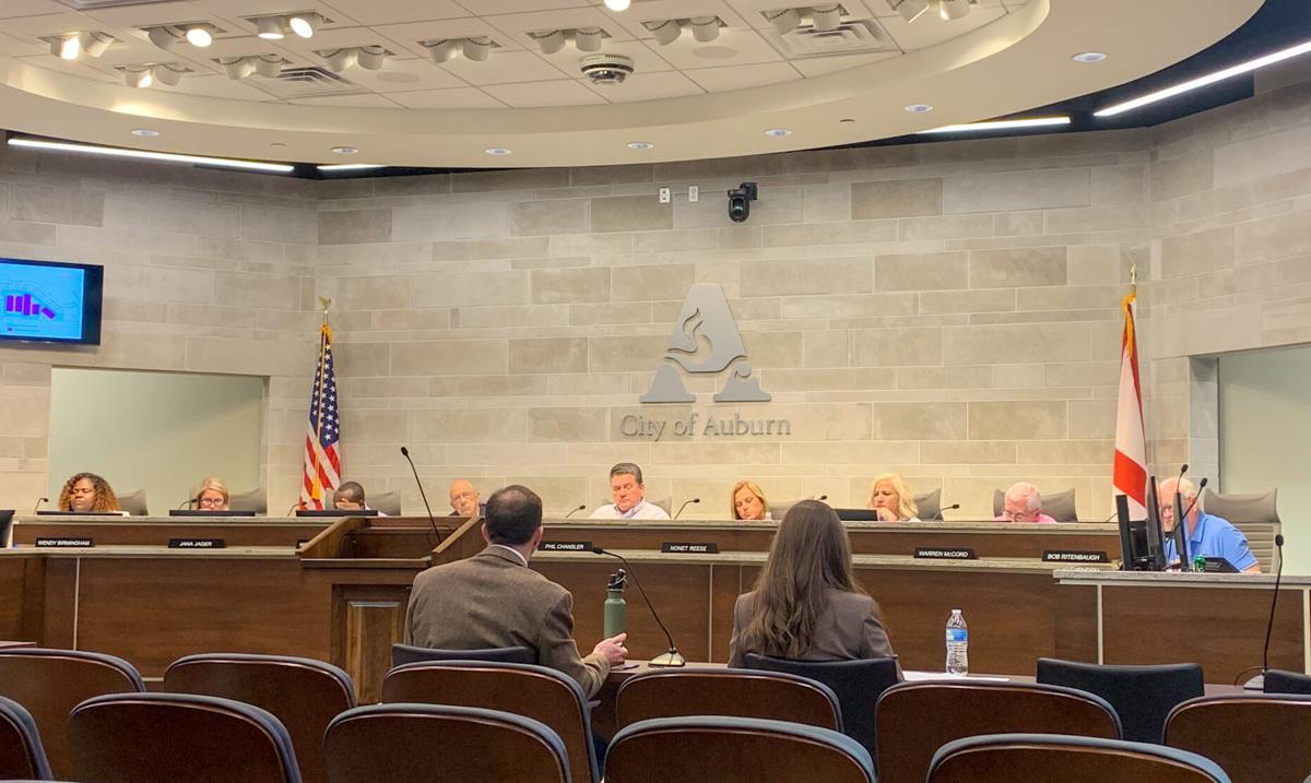 Auburn Planning Commission