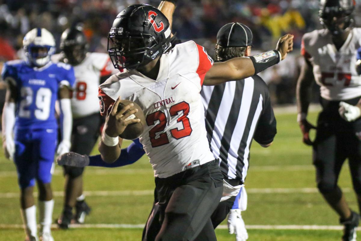 JUMP Auburn High vs. Central-Phenix City high school football