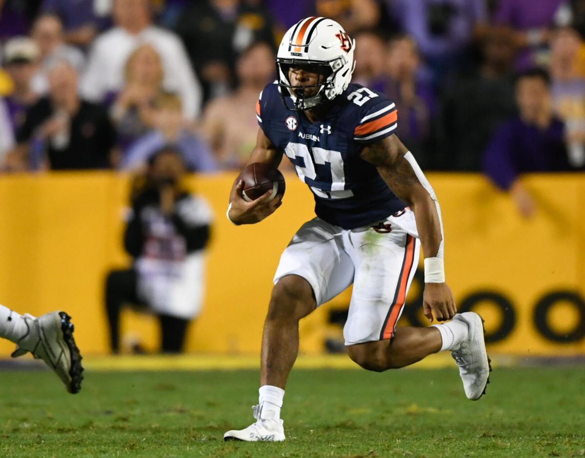 Auburn vs Louisiana State University