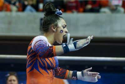 Auburn vs. Alabama gymnastics