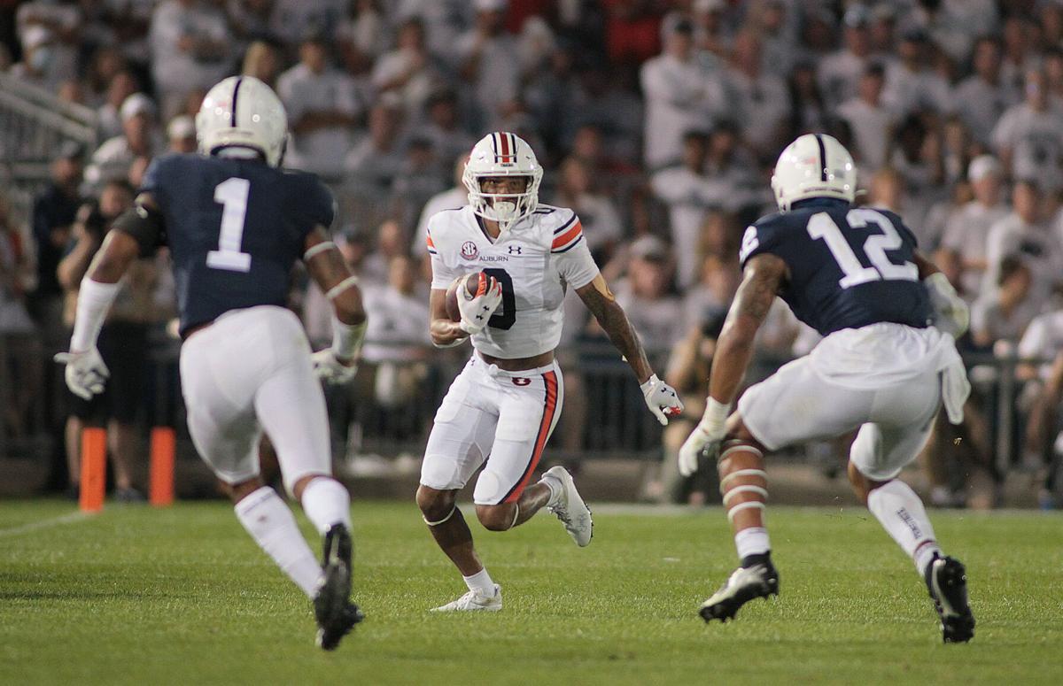 Auburn v Penn State September 18, 2021