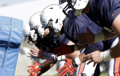 Auburn's offensive line