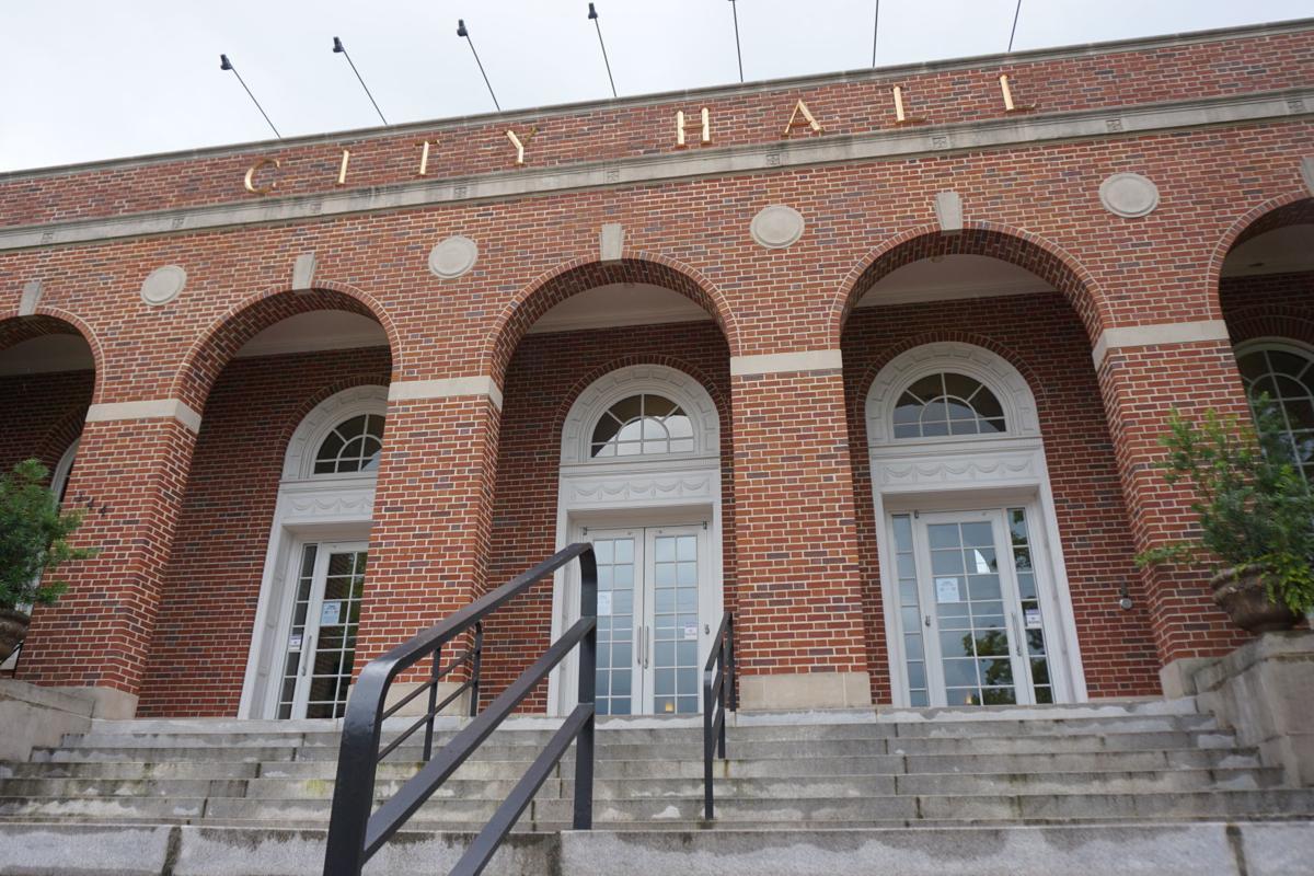 Auburn City Hall