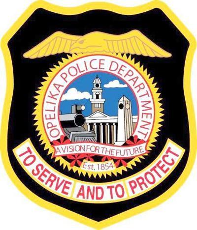 Opelika Police logo