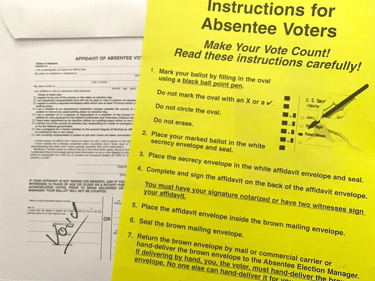 lee county ballot packet