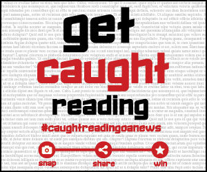 Get Caught Reading | Win a prize pack!