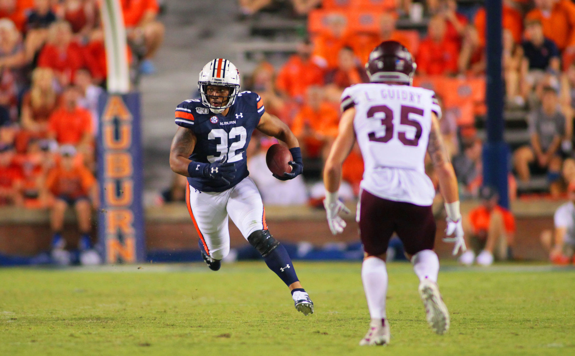 Report Malik Miller Won t Return To Auburn Football Auburn University Sports News Oanow com