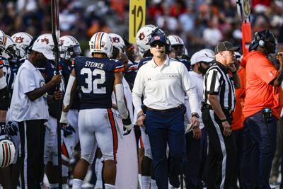 Auburn vs Georgia