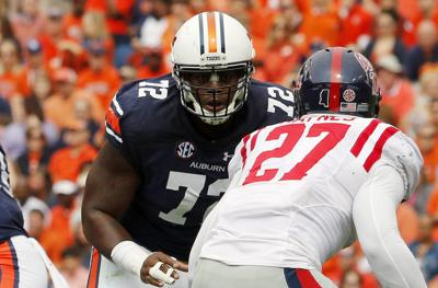 buy online 8f77a bbdea Auburn's Shon Coleman to enter NFL Draft | Football | oanow.com