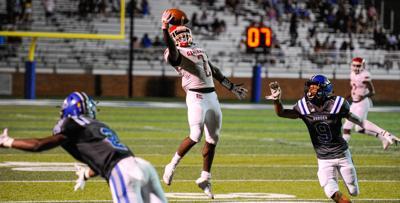 Lee-Montgomery vs. Auburn High