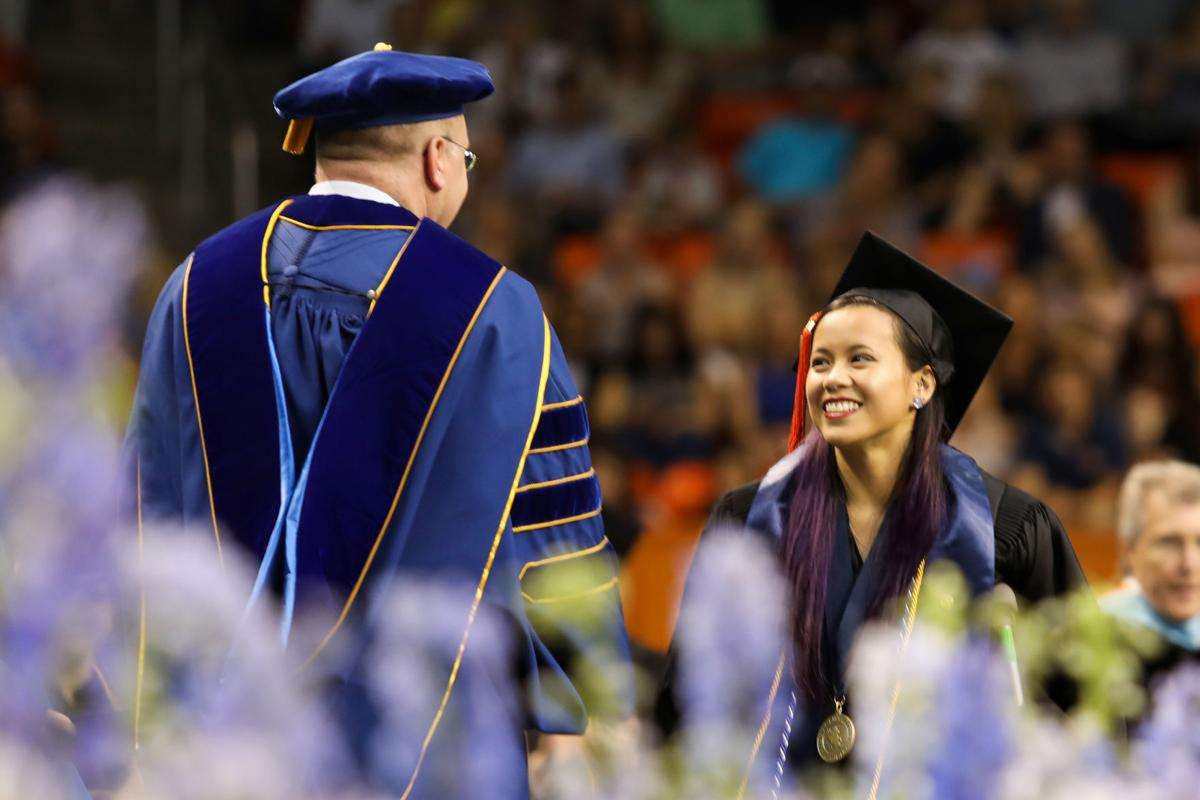 Auburn University 2019 spring graduation
