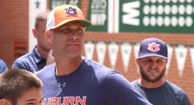 Auburn baseball departs for College World Series in Omaha