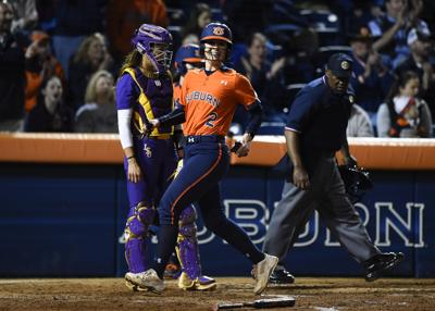 Auburn shortstop Haley Fagan will not face discipline after
