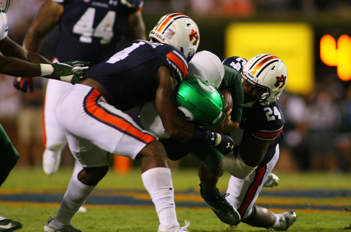 Auburn vs. Tulane football