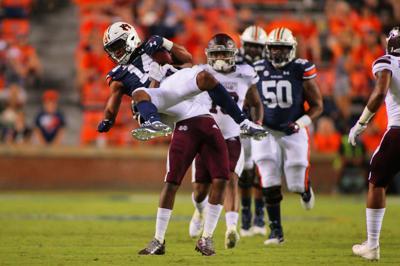 Auburn vs Mississippi State