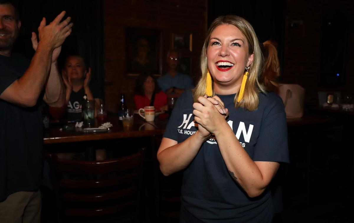 Mallory Hagan runs for Congress
