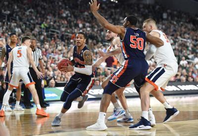 Auburn Basketball Set For Eye Opening Tipoff Against