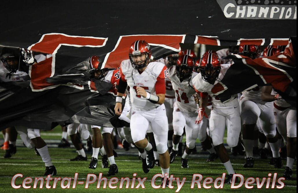 Central-Phenix City stock photo