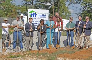 Habitat for Humanity provides homes for families in need