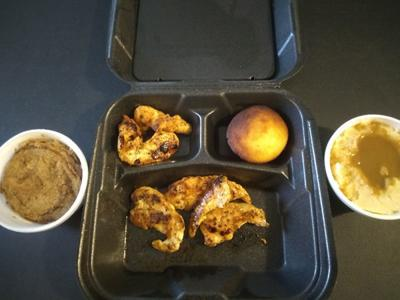 Comfort served at Veggies to Go
