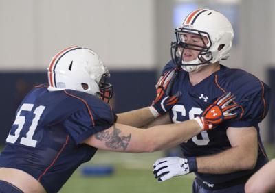 Auburn Football 12